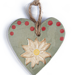 coeur poterie fait main tetras annecy savoie