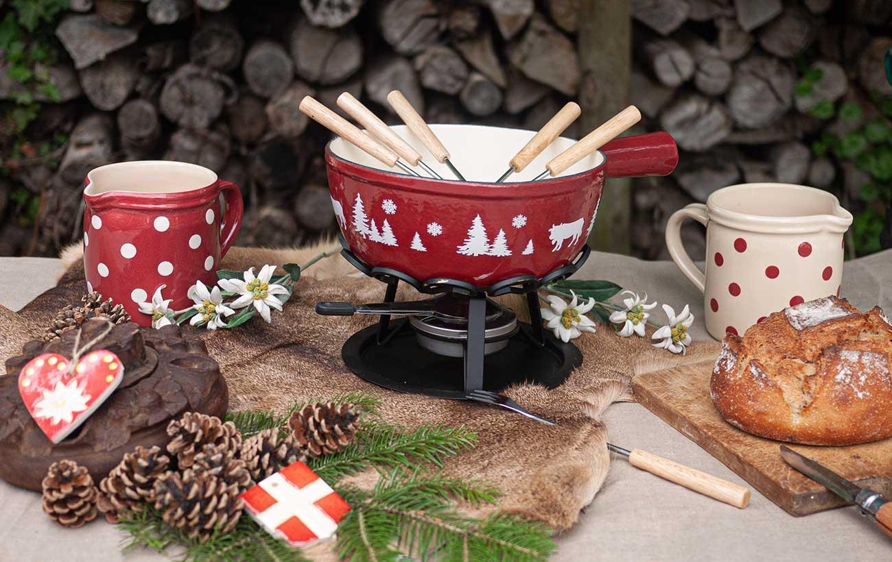 poelon a fondue savoie poterie