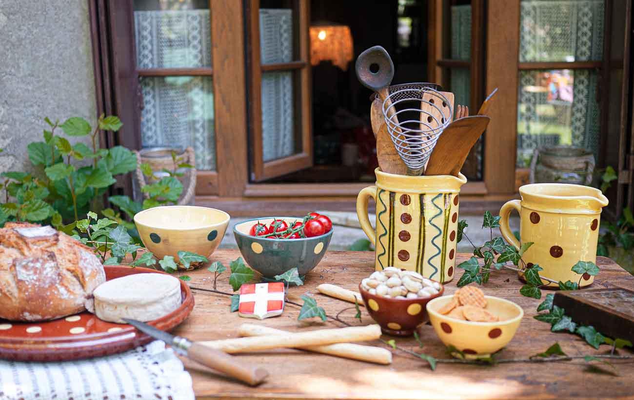 collection rustique tetras annecy savoie poterie