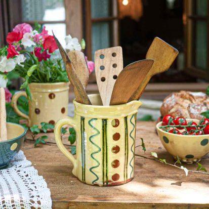 pichet rustique poterie savoie